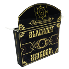 Bicycle Blackout Kingdom Deck (Limited Side tuck) by Gambler's Warehouse